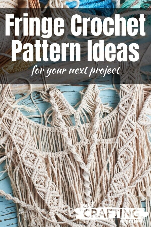 Fringe Crochet Pattern Ideas