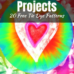 Heart Tie Dye Projects Worth Trying