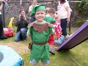 Elf Costume Instructions