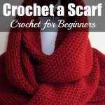 How to Crochet a Scarf - Crochet For Beginners 2020
