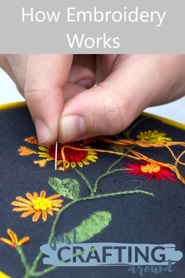 Hand Embroidery Works 2
