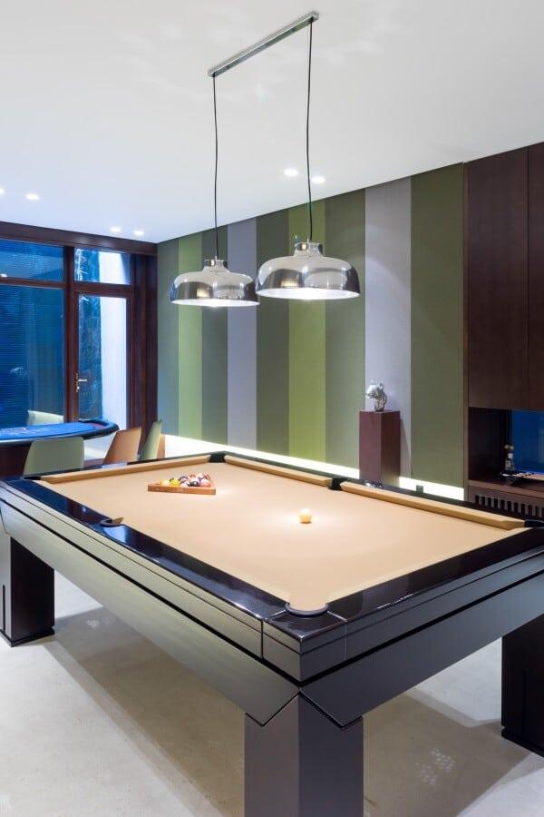 pool dinning table