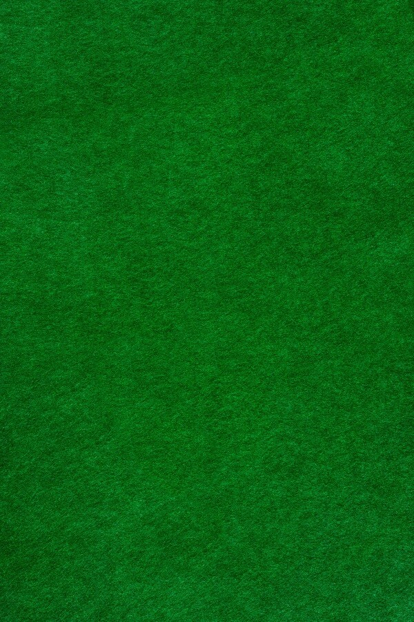 Green felt fabric background
