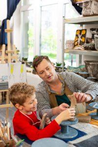 Polymer Clay Sculpting