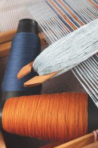 yarns for weaving