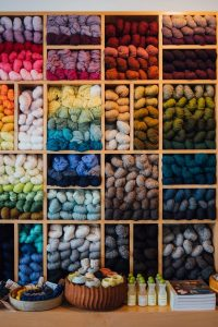Many Different Yarns