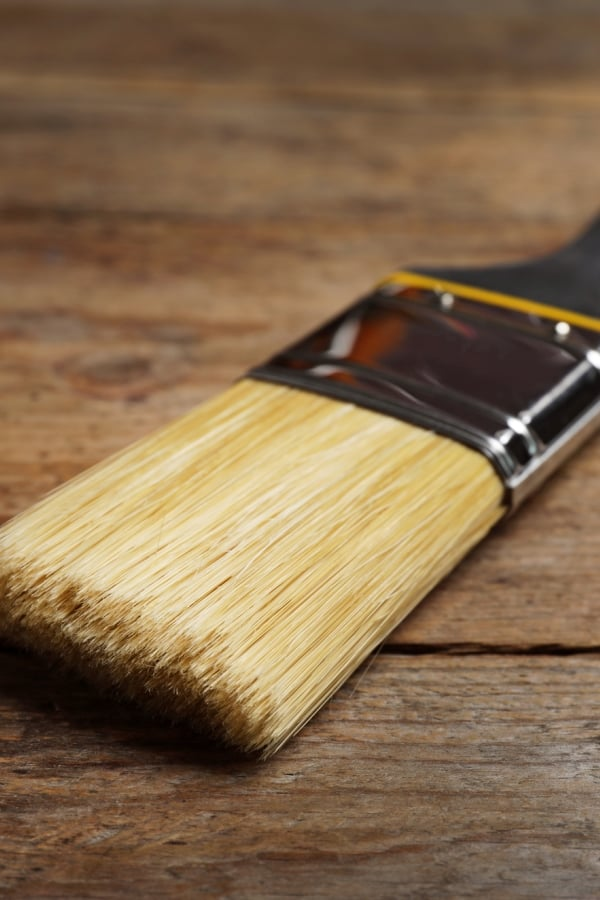 polyurethane brush