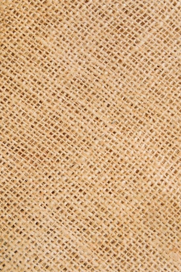 brown ramie sac